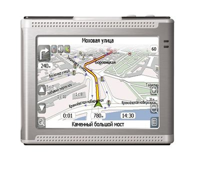 GPS навигатор Global Navigation GN3566