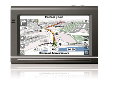 GPS навигатор Global Navigation GN4388