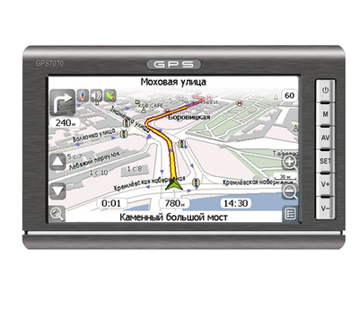 GPS навигатор Global Navigation GN7070