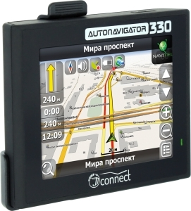 GPS навигатор JJ-Connect Autonavigator 330