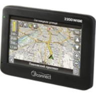 GPS навигатор JJ-Connect AutoNavigator 2200 Wide