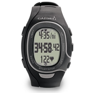 Спортивные часы Garmin Forerunner 60 Men Black HR + Foot Pod