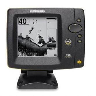 Эхолот Humminbird Fishfinder 550