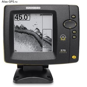 Эхолот Humminbird Fishfinder 570