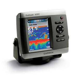 Эхолот Garmin Fishfinder 400C DF