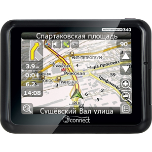 GPS навигатор JJ-Connect Autonavigator 340