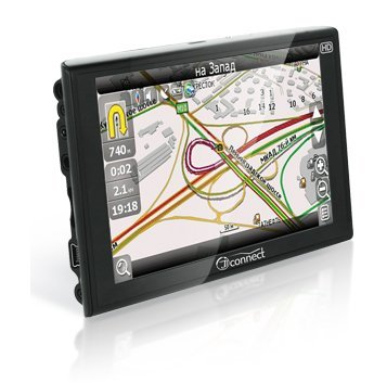 GPS навигатор JJ-Connect Autonavigator 5300 Wide